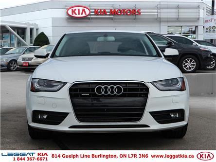 2013 Audi A4  (Stk: W0197) in Burlington - Image 2 of 27