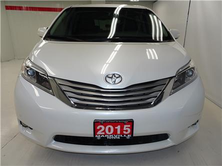 2015 Toyota Sienna Limited 7-Passenger (Stk: 36522U) in Markham - Image 2 of 8