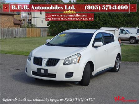 2009 Pontiac Vibe Base (Stk: ) in Oshawa - Image 1 of 12