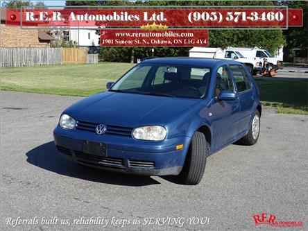 2007 Volkswagen City Golf 2.0 (Stk: ) in Oshawa - Image 1 of 12