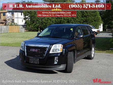 2010 GMC Terrain SLE-1 (Stk: ) in Oshawa - Image 1 of 14