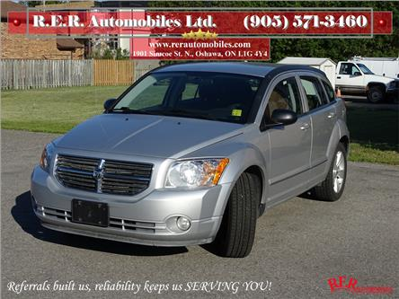 2012 Dodge Caliber SXT (Stk: ) in Oshawa - Image 1 of 12