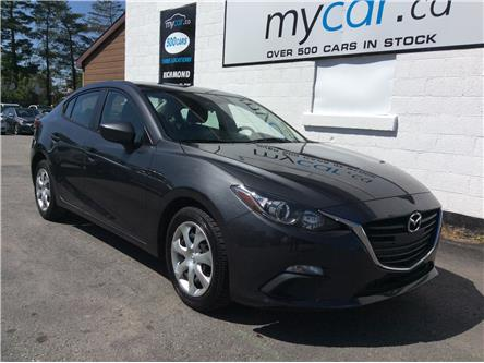 2015 Mazda Mazda3 GX (Stk: 191219) in North Bay - Image 1 of 20