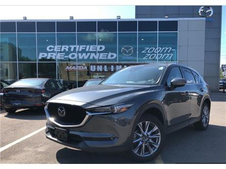 2019 Mazda CX-5 GT w/Turbo (Stk: D-19607) in Toronto - Image 1 of 14