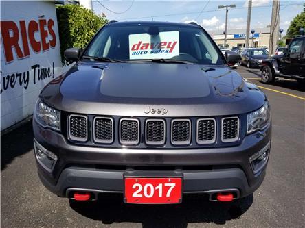 2017 Jeep Compass Trailhawk (Stk: 19-581) in Oshawa - Image 2 of 15
