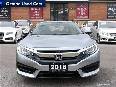 2016 Honda Civic LX (Stk: ) in Scarborough - Image 2 of 24