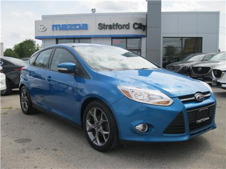 2013 Ford Focus SE (Stk: 19121A) in Stratford - Image 1 of 19