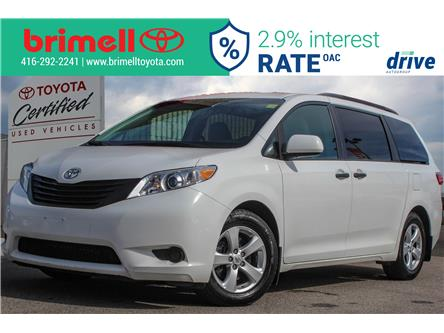 2016 Toyota Sienna  (Stk: 196738A) in Scarborough - Image 2 of 22