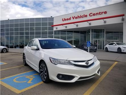 2016 Acura ILX A-Spec (Stk: U194301) in Calgary - Image 1 of 29