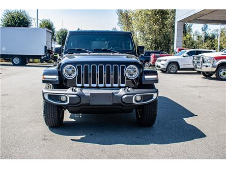 2018 Jeep Wrangler Unlimited Sahara (Stk: K544028A) in Abbotsford - Image 2 of 29