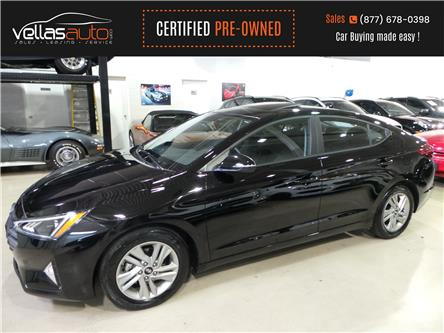 2019 Hyundai Elantra Preferred (Stk: NP6553) in Vaughan - Image 1 of 28