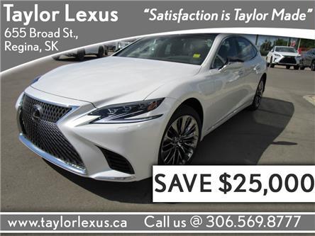 2018 Lexus LS 500 L (Stk: 188029) in Regina - Image 1 of 40