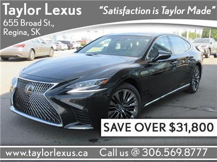 2018 Lexus LS 500 L (Stk: 188030) in Regina - Image 1 of 40