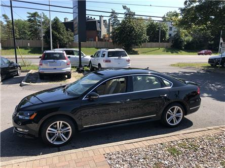 2012 Volkswagen Passat 2.5L Highline (Stk: ) in Ottawa - Image 1 of 15