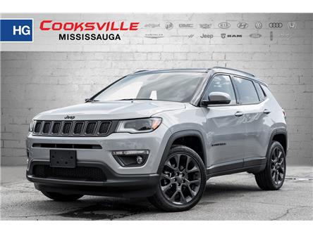 2019 Jeep Compass Limited (Stk: KT800304) in Mississauga - Image 1 of 20