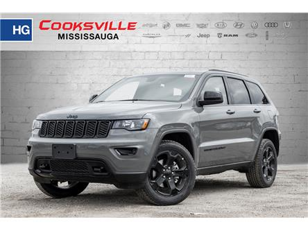 2019 Jeep Grand Cherokee Laredo (Stk: KC825405) in Mississauga - Image 1 of 18