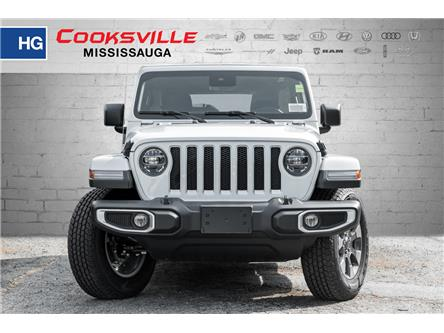 2019 Jeep Wrangler Unlimited Sahara (Stk: KW638196) in Mississauga - Image 2 of 19