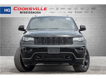 2019 Jeep Grand Cherokee Laredo (Stk: KC825402) in Mississauga - Image 2 of 17