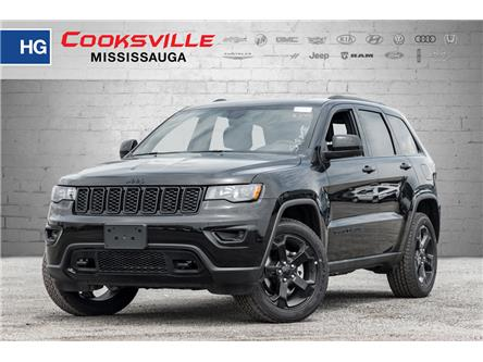 2019 Jeep Grand Cherokee Laredo (Stk: KC825402) in Mississauga - Image 1 of 17