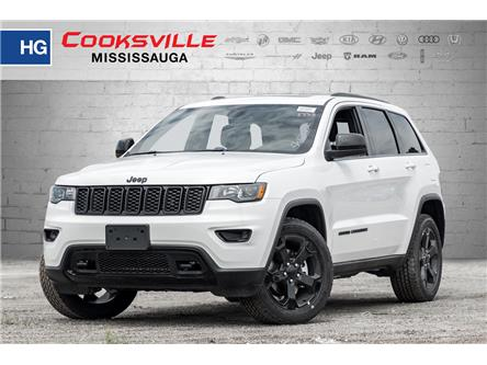 2019 Jeep Grand Cherokee Laredo (Stk: KC825404) in Mississauga - Image 1 of 17