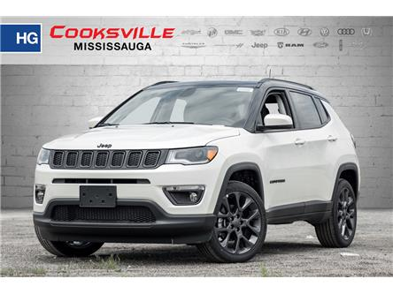 2019 Jeep Compass Limited (Stk: KT800303) in Mississauga - Image 1 of 20