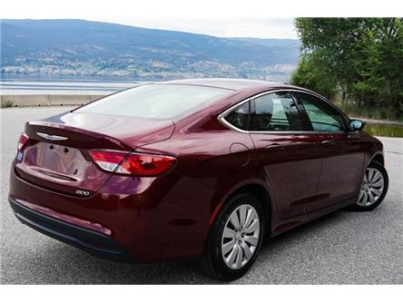 2016 Chrysler 200 LX (Stk: 9356B) in Penticton - Image 2 of 19