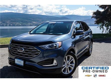 2019 Ford Edge Titanium (Stk: N10519A) in Penticton - Image 1 of 26