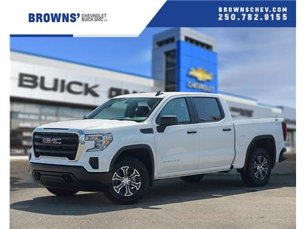 2019 GMC Sierra 1500 Base (Stk: T19-718) in Dawson Creek - Image 1 of 16
