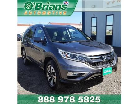 2016 Honda CR-V Touring (Stk: 12639A) in Saskatoon - Image 1 of 28