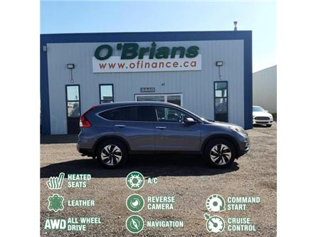 2016 Honda CR-V Touring (Stk: 12639A) in Saskatoon - Image 2 of 27