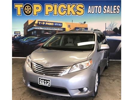 2012 Toyota Sienna XLE (Stk: 031935) in NORTH BAY - Image 1 of 30