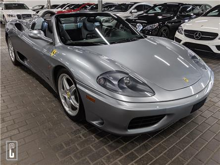 2003 Ferrari 360 Modena  (Stk: 4966) in Oakville - Image 1 of 21