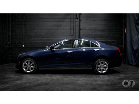 2015 Cadillac ATS 2.0L Turbo (Stk: CB19-366) in Kingston - Image 1 of 35