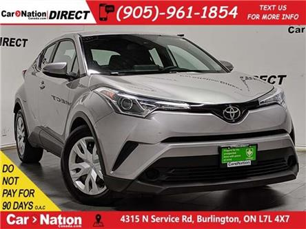 2019 Toyota C-HR Base (Stk: DRD2576) in Burlington - Image 1 of 34
