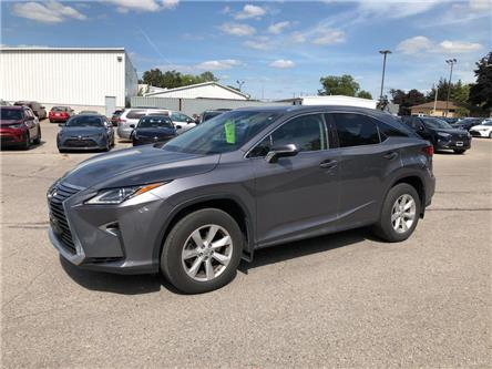 2016 Lexus RX 350 Base (Stk: U17419) in Goderich - Image 1 of 21