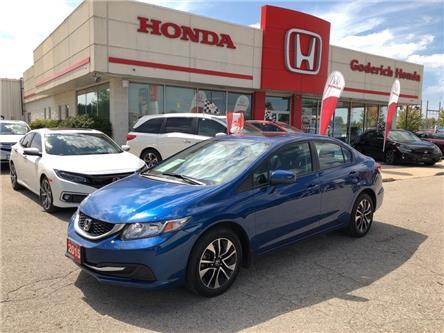 2015 Honda Civic EX (Stk: U11819) in Goderich - Image 1 of 21