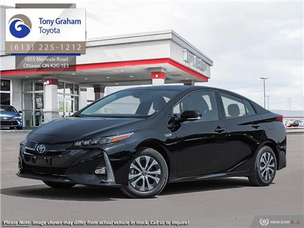 2020 Toyota Prius Prime Upgrade (Stk: 58737) in Ottawa - Image 1 of 22