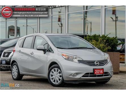 2014 Nissan Versa Note 1.6 SV (Stk: B19012A) in Scarborough - Image 1 of 23