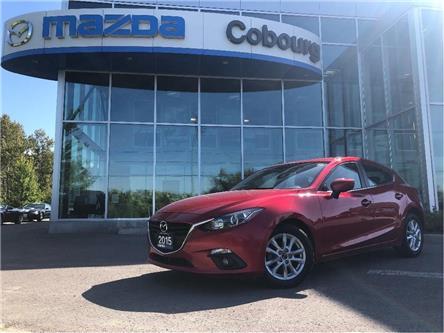 2015 Mazda Mazda3 Sport GS (Stk: U0385A) in Cobourg - Image 1 of 24