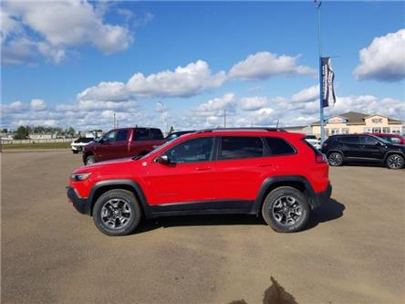 2019 Jeep Cherokee Trailhawk (Stk: ST175A) in  - Image 1 of 20