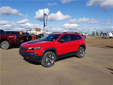 2019 Jeep Cherokee Trailhawk (Stk: ST175A) in  - Image 2 of 20