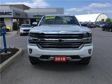 2018 Chevrolet Silverado 1500 High Country (Stk: J164A) in Grimsby - Image 2 of 15