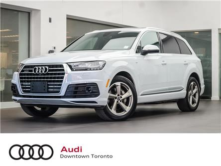 2019 Audi Q7 55 Technik (Stk: P3381) in Toronto - Image 1 of 32