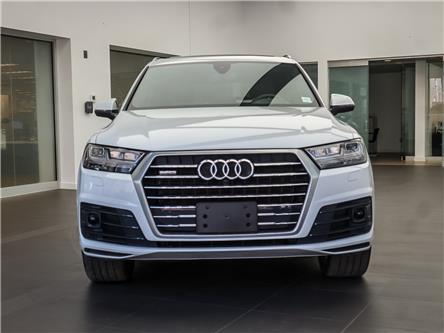2019 Audi Q7 55 Technik (Stk: P3381) in Toronto - Image 2 of 32