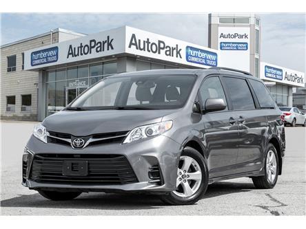 2018 Toyota Sienna 7-Passenger (Stk: ) in Mississauga - Image 1 of 18