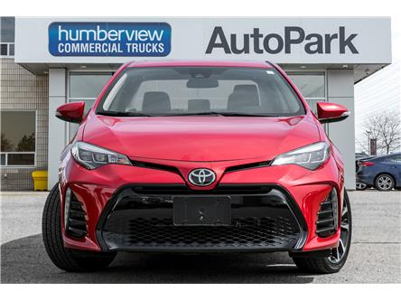 2019 Toyota Corolla SE (Stk: ) in Mississauga - Image 2 of 19