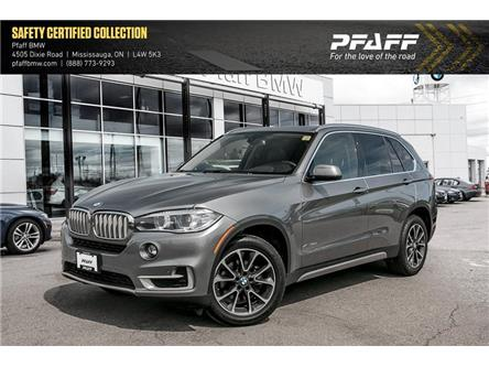 2017 BMW X5 xDrive35d (Stk: U5642) in Mississauga - Image 1 of 22