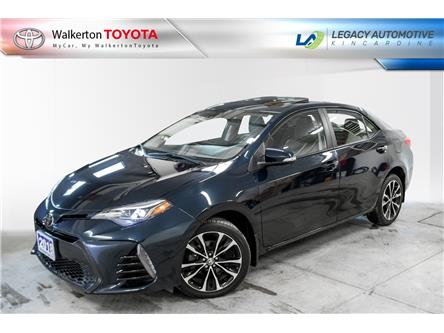 2018 Toyota Corolla SE (Stk: P9111) in Walkerton - Image 1 of 17