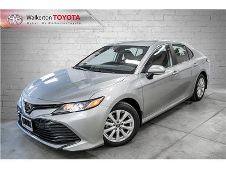 2019 Toyota Camry LE (Stk: 19384) in Walkerton - Image 1 of 15
