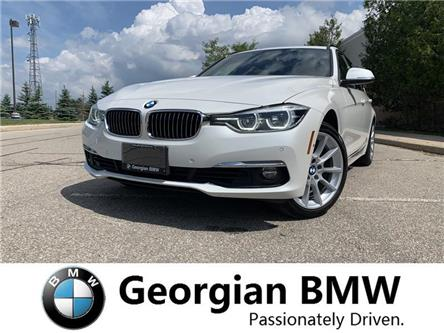 2016 BMW 328i xDrive Touring (Stk: B19260T1) in Barrie - Image 1 of 22